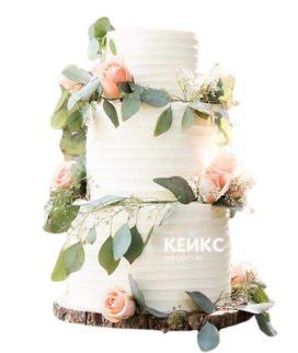 Торт Летний свадебный 2