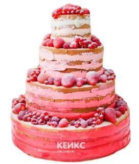 Торт Летний свадебный