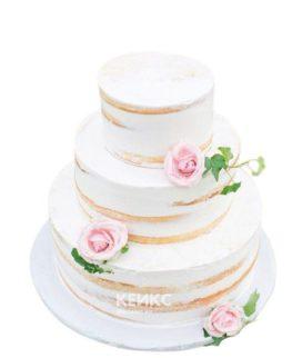Торт Летний свадебный 8