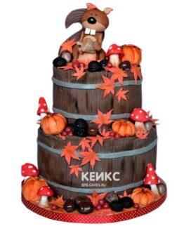 Торт Белка 1