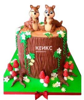 Торт Белка