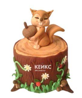 Торт Белка 3