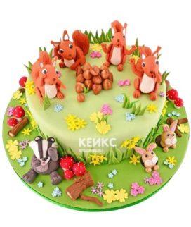 Торт Белка 5