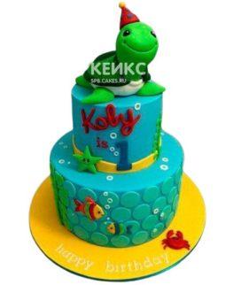 Торт Черепаха 8