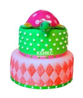 Торт Черепаха 5