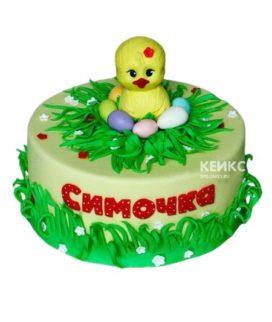 Торт Цыпленок 4