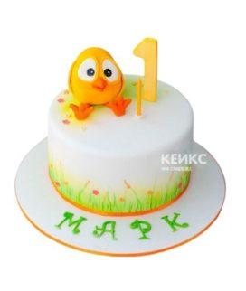 Торт Цыпленок 7