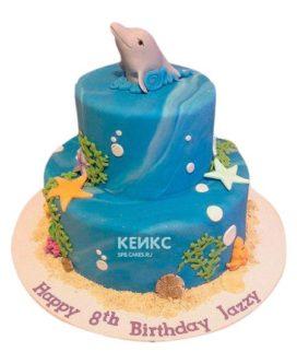 Торт Дельфин 12