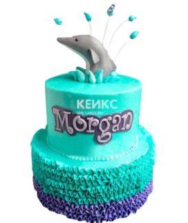 Торт Дельфин 6