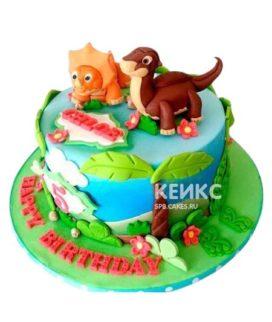 Торт Динозавр 16