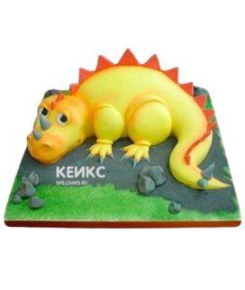 Торт Динозавр 20