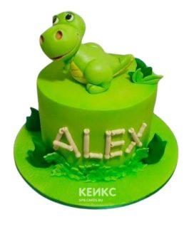 Торт Динозавр 8