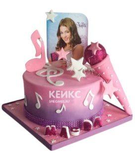 Торт для девочки на 10 лет 8