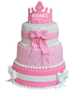 Торт для девочки на 10 лет 11