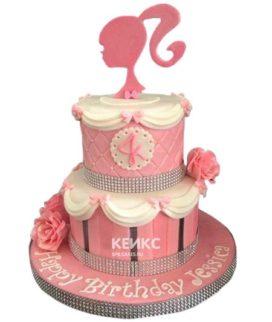 Торт для девочки на 10 лет 12