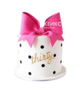 Торт для девочки на 10 лет 14