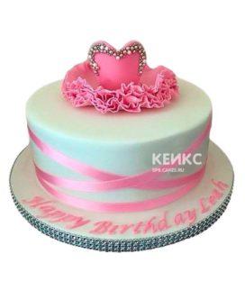 Торт для девочки на 6 лет 18