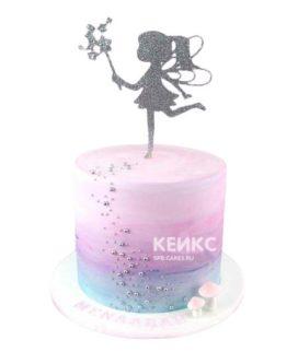Торт для девочки на 6 лет 19