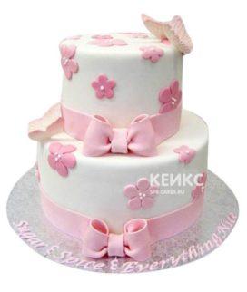 Торт для девочки на 6 лет 21