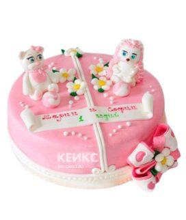 Торт для двойняшек 10