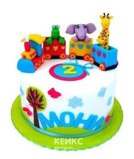 Торт для маленького мальчика 19