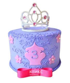 Торт для маленькой девочки 9