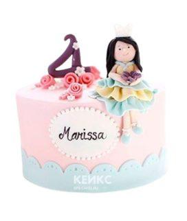 Торт для маленькой девочки 19