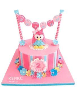 Торт для маленькой девочки 24