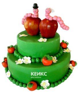 Торт Яблоко 1