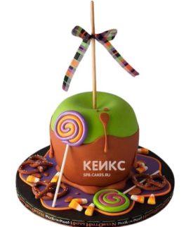 Торт Яблоко 10