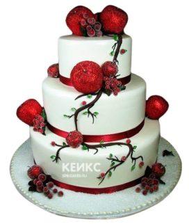 Торт Яблоко 2