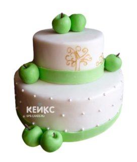 Торт Яблоко 4