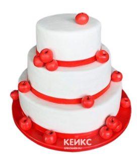 Торт Яблоко 5