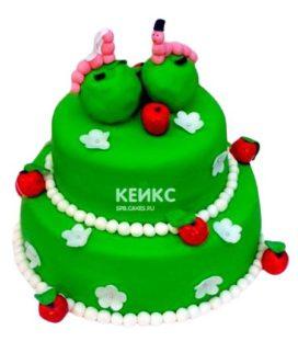Торт Яблоко 6