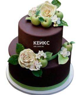 Торт Яблоко 8