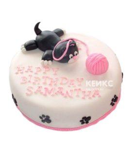 Торт Кошка 13