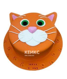 Торт Кошка 8