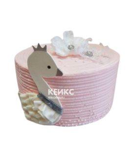 Торт Лебеди 4
