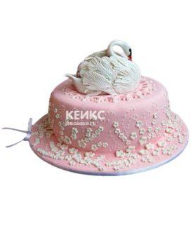 Торт Лебеди 2