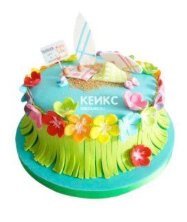 Торт Летний 5