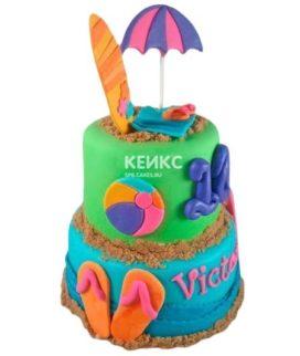 Торт Летний 7