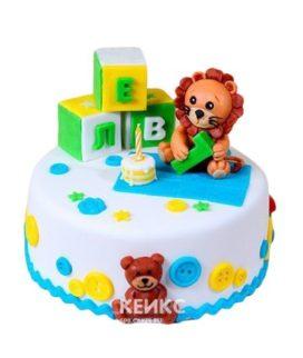 Торт Лев 10