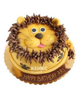 Торт Лев 11