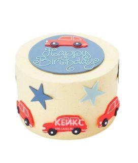 Торт Машинка 11