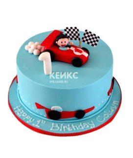 Торт Машинка 19