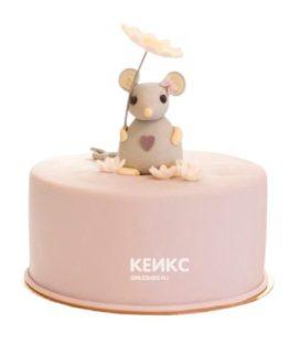 Торт Мышка 1