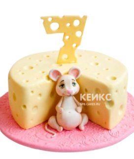 Торт Мышка 2