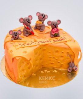 Торт Мышка 5