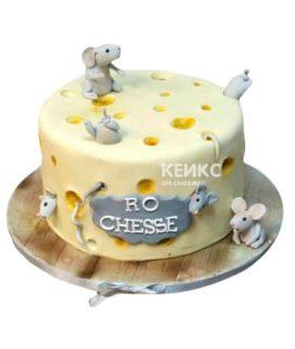 Торт Мышка 9
