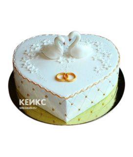 Торт на агатовую свадьбу 1